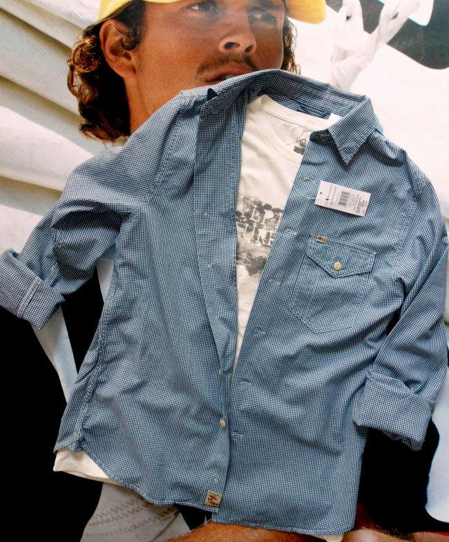 ralph lauren polo jeans sportliches freizeithemd karo. Black Bedroom Furniture Sets. Home Design Ideas